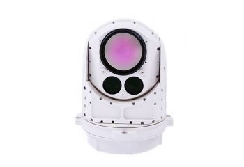 Multi-sensor thermal camera tracking system